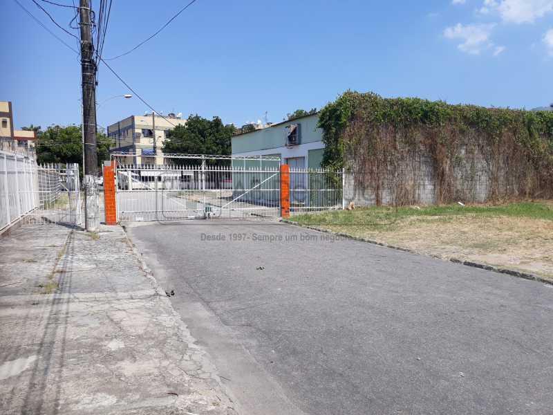 Rua Fechada - Apartamento 2 Qts. Varanda. 1 Vaga. Desocupado - ABAP20338 - 19