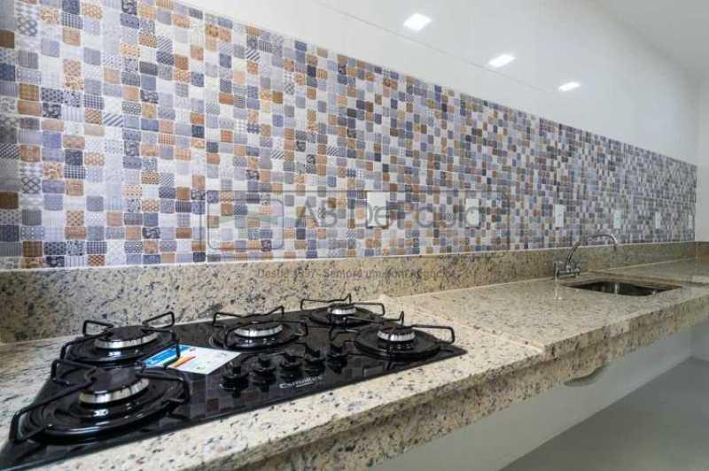 fotos-10 - Leme - Apartamento Totalmente Reformado - 1 Vaga - ABAP20341 - 10