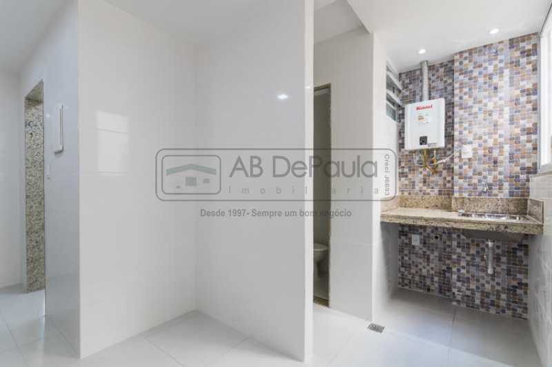 fotos-11 - Leme - Apartamento Totalmente Reformado - 1 Vaga - ABAP20341 - 12