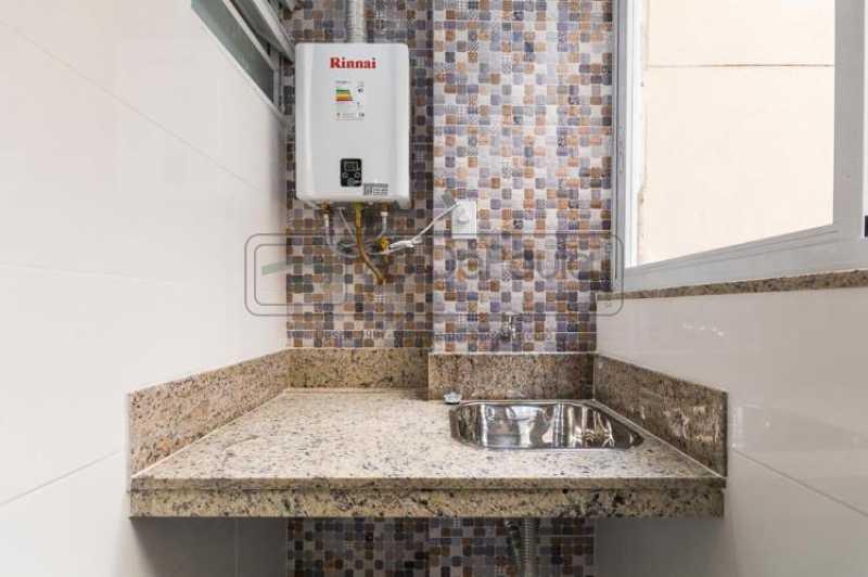 fotos-13 - Leme - Apartamento Totalmente Reformado - 1 Vaga - ABAP20341 - 13