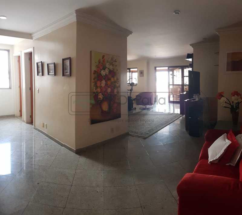 IMG-20190407-WA0014 - RECREIO DOS BANDEIRANTES - Excelente cobertura duplex na gleba B, 5 Dormitórios (Sendo 4 SUÍTES) - ABCO50001 - 4