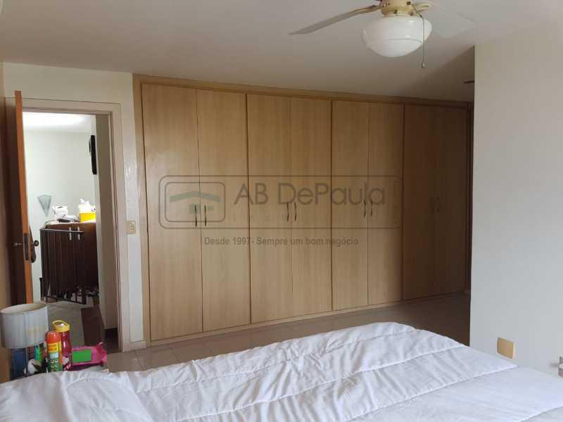 IMG-20190407-WA0026 - RECREIO DOS BANDEIRANTES - Excelente cobertura duplex na gleba B, 5 Dormitórios (Sendo 4 SUÍTES) - ABCO50001 - 16