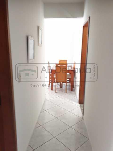 20190225_115606 - Apartamento Térreo 2 Qts + Dependência Empregada com Banheiro. 1 vaga na Escritura - ABAP20357 - 6