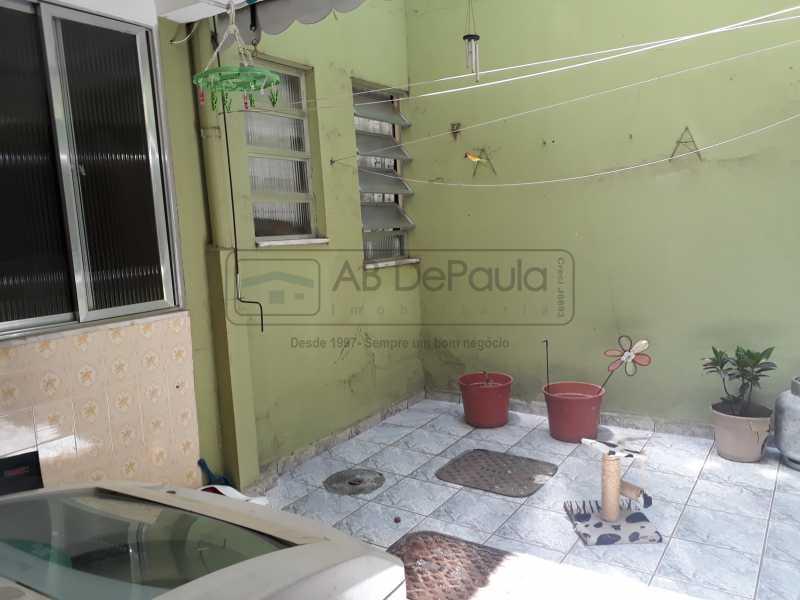 20190225_120400 - Apartamento Térreo 2 Qts + Dependência Empregada com Banheiro. 1 vaga na Escritura - ABAP20357 - 15