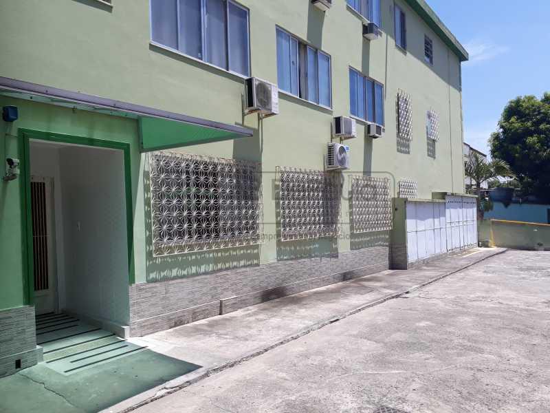 20190225_120623 - Apartamento Térreo 2 Qts + Dependência Empregada com Banheiro. 1 vaga na Escritura - ABAP20357 - 17