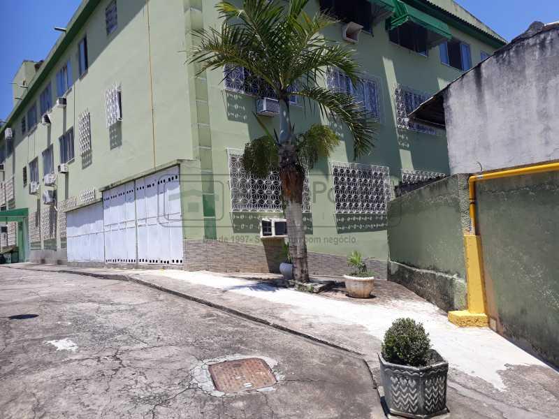 20190225_120807 - Apartamento Térreo 2 Qts + Dependência Empregada com Banheiro. 1 vaga na Escritura - ABAP20357 - 18