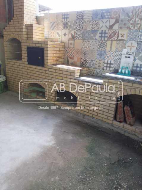 IMG-20201211-WA0042 - Apartamento Térreo 2 Qts + Dependência Empregada com Banheiro. 1 vaga na Escritura - ABAP20357 - 18