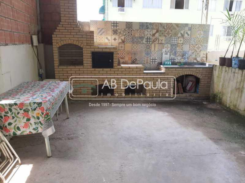 IMG-20201211-WA0044 - Apartamento Térreo 2 Qts + Dependência Empregada com Banheiro. 1 vaga na Escritura - ABAP20357 - 19