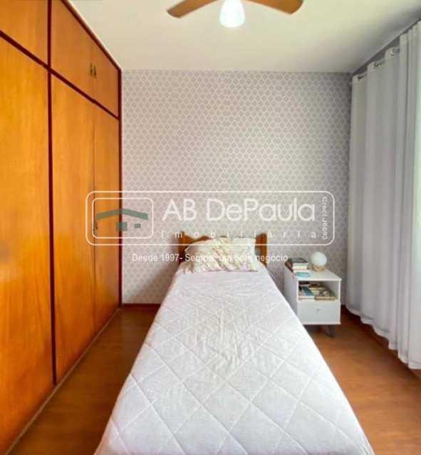 thumbnail - Apartamento Térreo 2 Qts + Dependência Empregada com Banheiro. 1 vaga na Escritura - ABAP20357 - 12