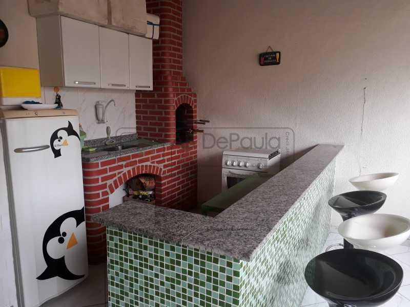 20190123_092147 - Casa 3 Dormitórios e Terraço - 1 Vaga - ABCA30099 - 6