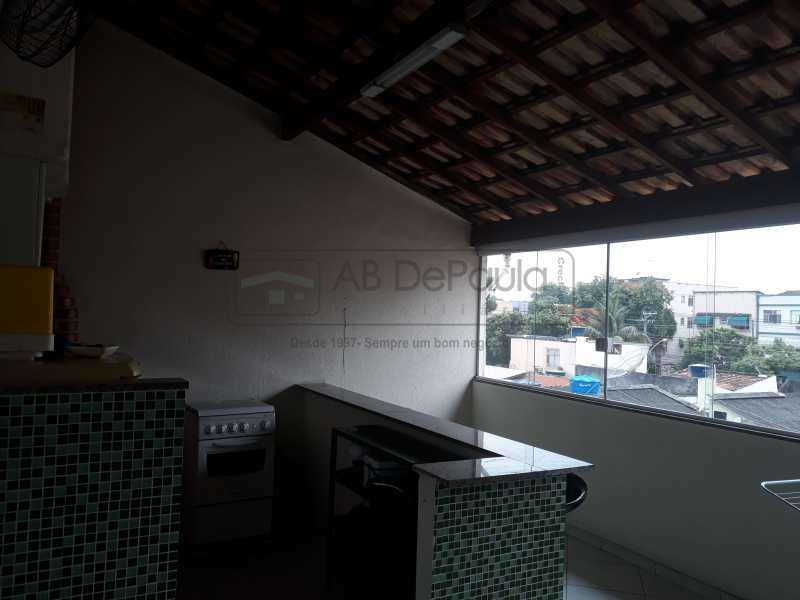 20190123_092158 - Casa 3 Dormitórios e Terraço - 1 Vaga - ABCA30099 - 4