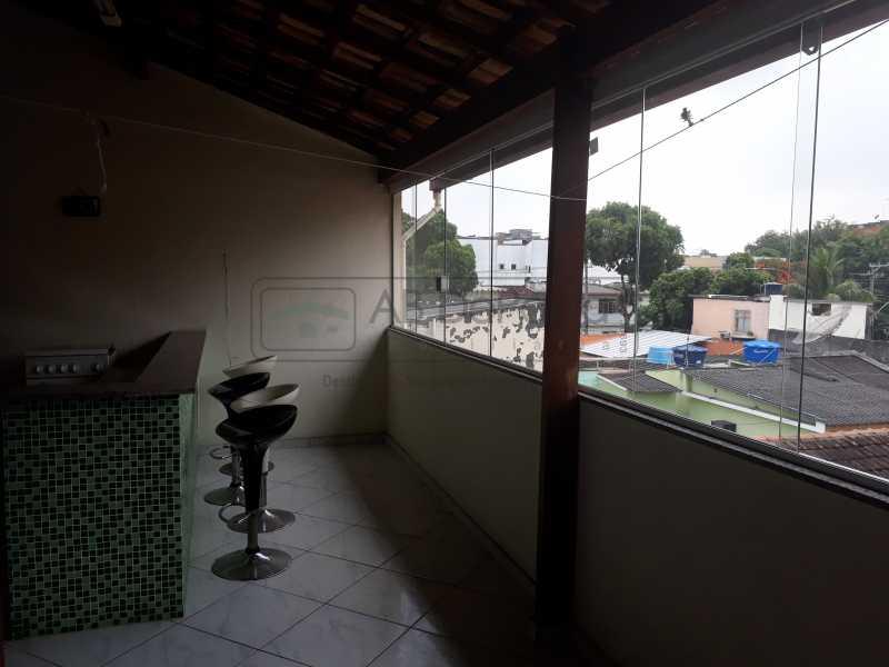 20190123_092235 - Casa 3 Dormitórios e Terraço - 1 Vaga - ABCA30099 - 14