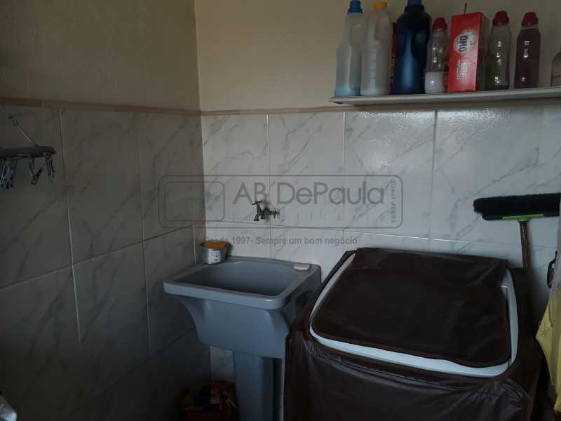 20190123_092337 - Casa 3 Dormitórios e Terraço - 1 Vaga - ABCA30099 - 16