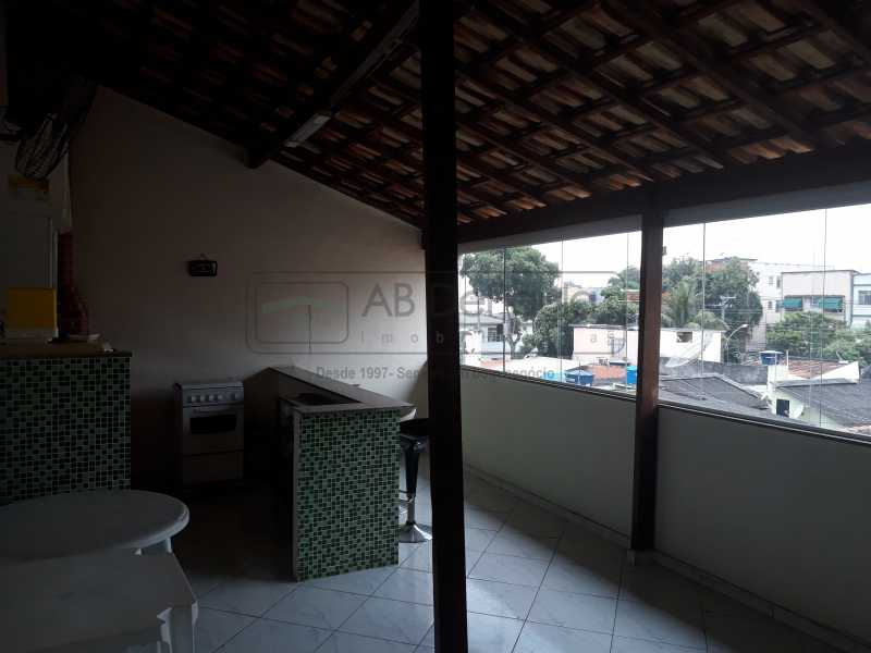 20190123_092621 - Casa 3 Dormitórios e Terraço - 1 Vaga - ABCA30099 - 5