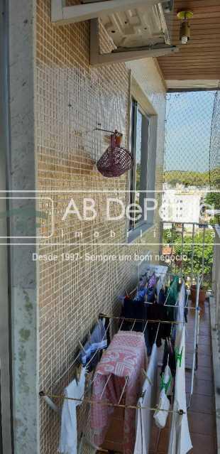 thumbnail 10 - VILA VALQUEIRE - Ampla sala, 2 Dormitórios, AMPLA cozinha, Área Serviço independente, DEPENDÊNCIA DE EMPREGADA COMPLETA - ABAP20389 - 16