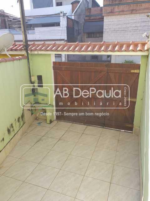IMG-20190725-WA0020 - EXCELENTE Casa Tipo Aptº em Rua estritamente residencial. - ABCA20090 - 21