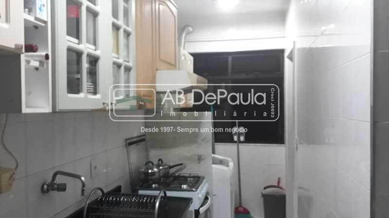 20190729_181439 - Ótimo Apartamento 86m² 2 Qts - Dependência Empregada Completa - Varandão - ABAP20397 - 13