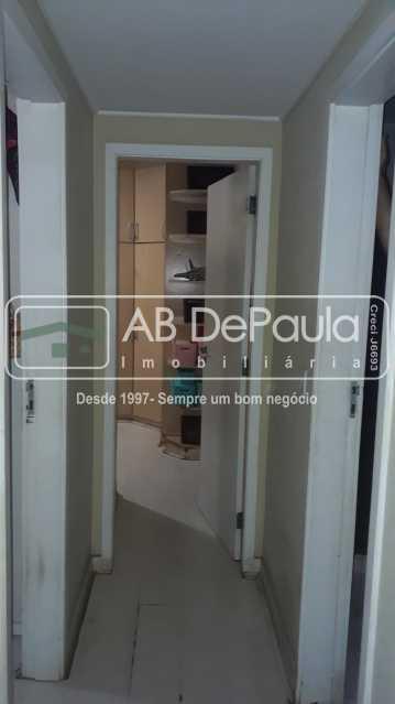 20190729_181948 - Ótimo Apartamento 86m² 2 Qts - Dependência Empregada Completa - Varandão - ABAP20397 - 12