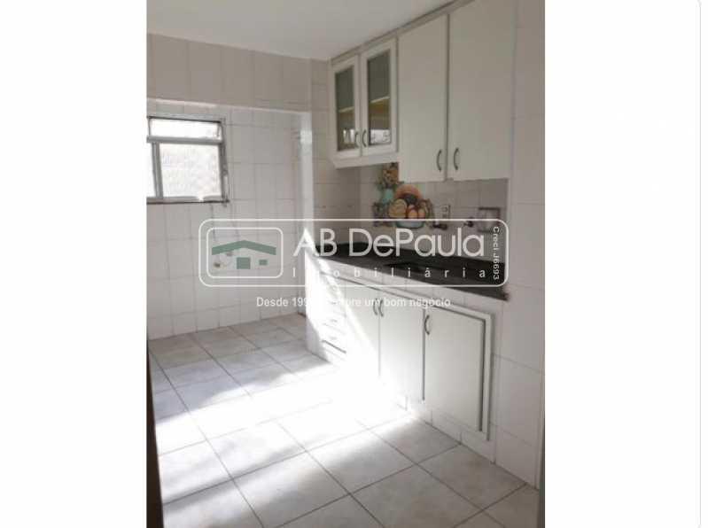 Cozinha com Armários - VENDA - APTº 2Qts + Dep. Empregada - 71m² - 2 Elevadores - ABAP20399 - 3