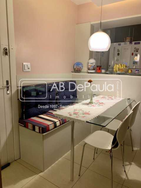 IMG-20190819-WA0023 - Um Luxo !! Aptº 2 Dormitórios - Reformadíssimo !! - ABAP20401 - 4