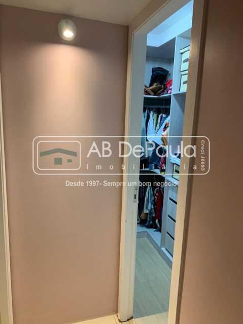 IMG-20190819-WA0038 - Um Luxo !! Aptº 2 Dormitórios - Reformadíssimo !! - ABAP20401 - 18