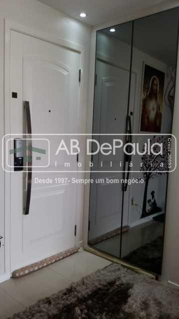 IMG-20190831-WA0017 - Centro Campo Grande - Luxuosa Cobertura Decoradíssima - Com Piscina - ABCO20010 - 9
