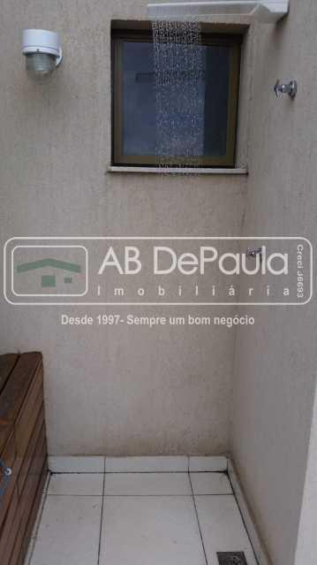 IMG-20190831-WA0021 - Centro Campo Grande - Luxuosa Cobertura Decoradíssima - Com Piscina - ABCO20010 - 21