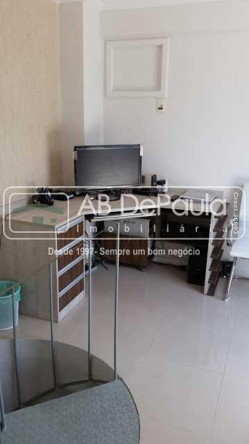 IMG-20190831-WA0024 - Centro Campo Grande - Luxuosa Cobertura Decoradíssima - Com Piscina - ABCO20010 - 19