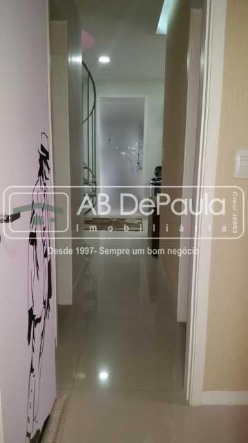 IMG-20190831-WA0029 - Centro Campo Grande - Luxuosa Cobertura Decoradíssima - Com Piscina - ABCO20010 - 10