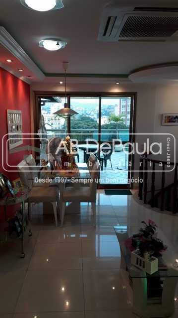 20190911_172211 - VILA VALQUEIRE - LINDA COBERTURA DUPLEX - 352M² - 3 VAGAS - ABCO40004 - 5