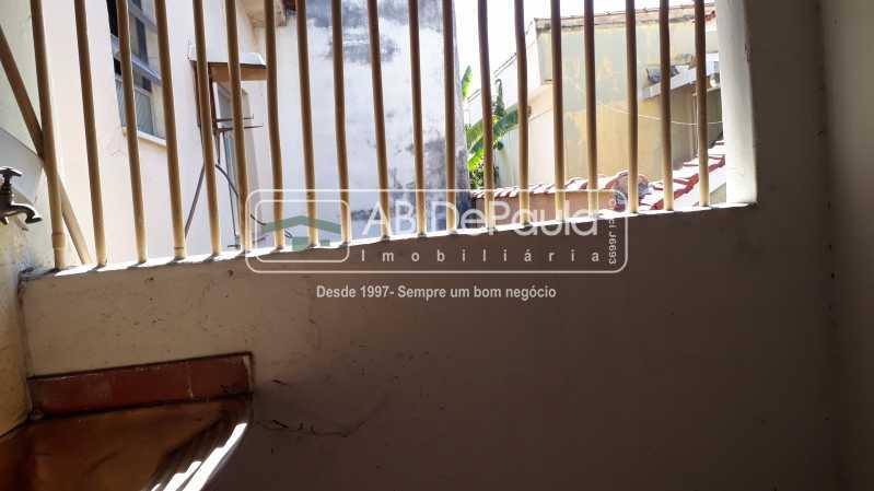 20190910_100221 - PRAÇA SECA - Ótimo Casa Tipo Apt. 2º Andar Localizado em Vila Fechada com Portão Eletrônico. - ABCA20095 - 10