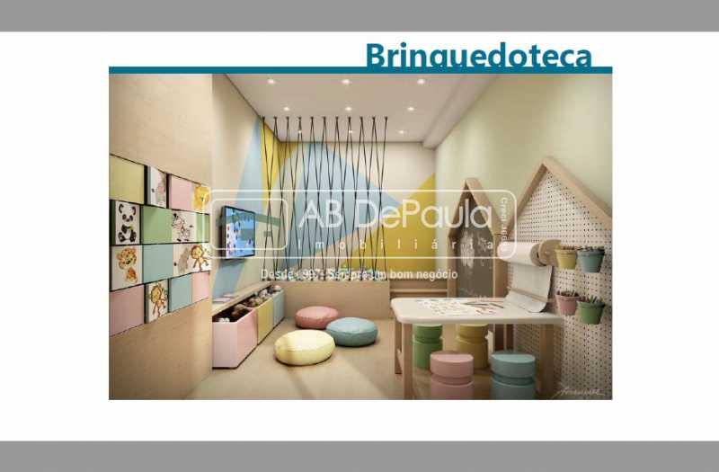 Brinquedoteca - Condomínio Campo dos Afonsos Residencial Club - ABAP20405 - 10