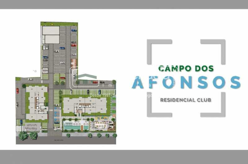 Campo dos Afonsos Residencial  - Condomínio Campo dos Afonsos Residencial Club - ABAP20405 - 7