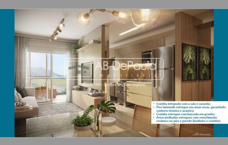 Coz - Condomínio Campo dos Afonsos Residencial Club - ABAP20405 - 17