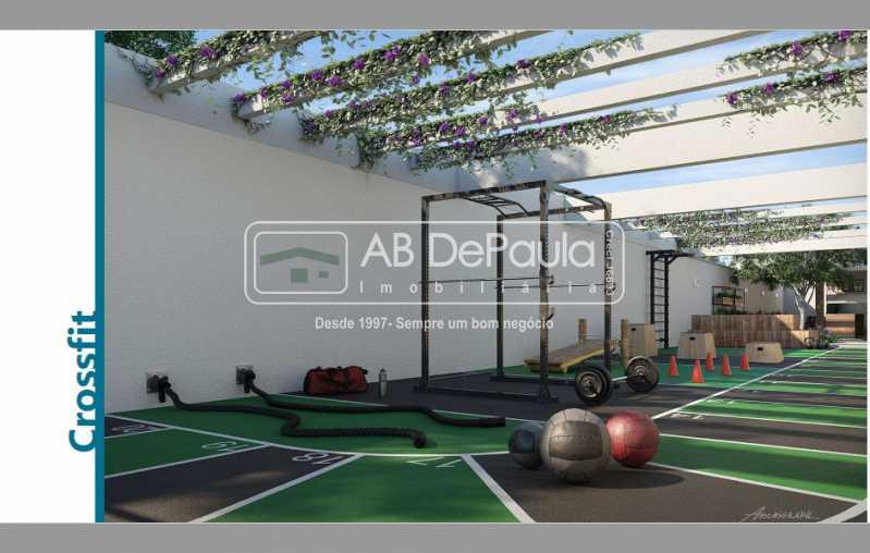 Crossfit - Condomínio Campo dos Afonsos Residencial Club - ABAP20405 - 9