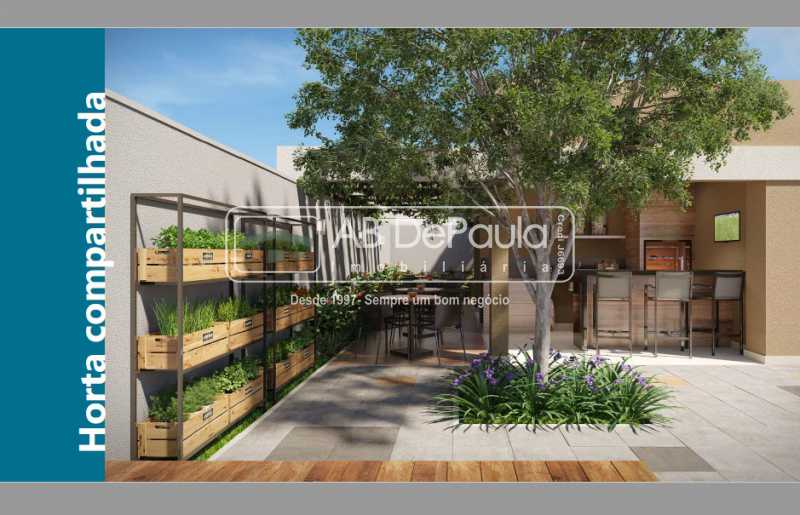 Horto - Condomínio Campo dos Afonsos Residencial Club - ABAP20405 - 11
