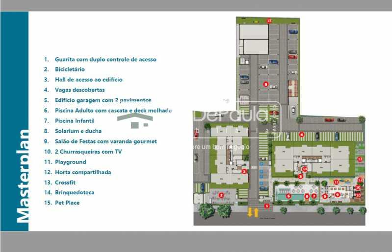 Masterplan - Condomínio Campo dos Afonsos Residencial Club - ABAP20405 - 20