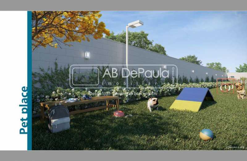 Pet place - Condomínio Campo dos Afonsos Residencial Club - ABAP20405 - 13
