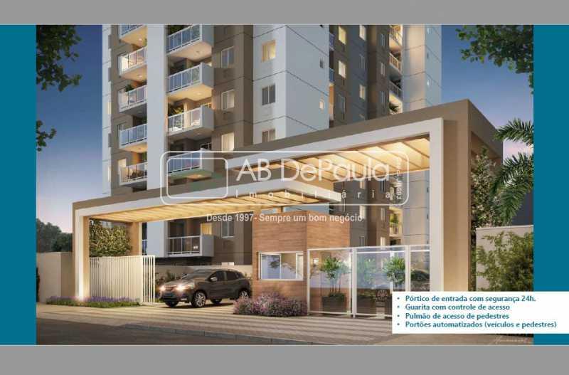 Portaria - Condomínio Campo dos Afonsos Residencial Club - ABAP20405 - 3