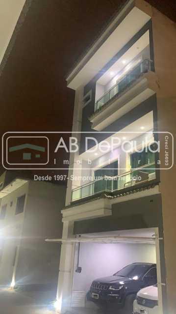 IMG-20190924-WA0039 - Realengo - Luxuosa Residência 3Qts. sendo um Suíte - 2Vagas - ABCA30105 - 3