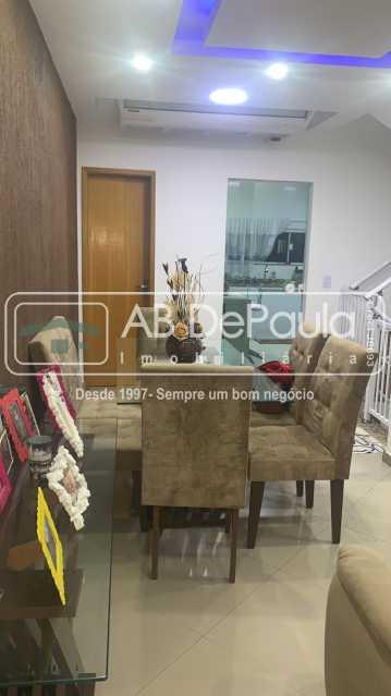 IMG-20190924-WA0047 - Realengo - Luxuosa Residência 3Qts. sendo um Suíte - 2Vagas - ABCA30105 - 9