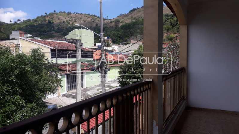 20191011_131019 - Casa Rua Comendador Portela,Rio de Janeiro, Jardim Sulacap, RJ À Venda, 3 Quartos, 110m² - ABCA30107 - 1