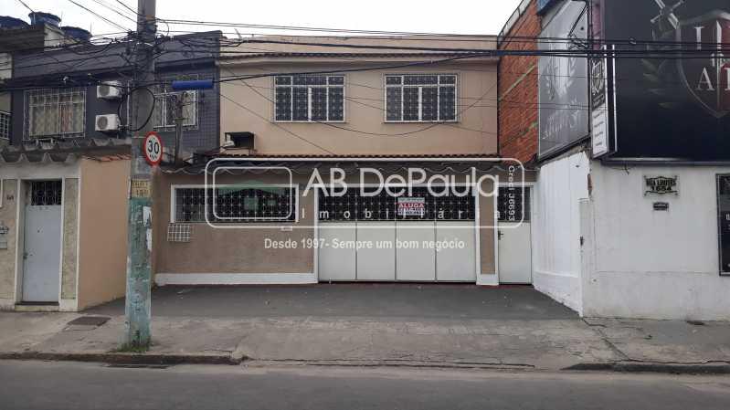 FACHADA - Realengo - Excelente casa 3 Dormitórios (1 Suíte), amplo quinta. - ABCA30108 - 29