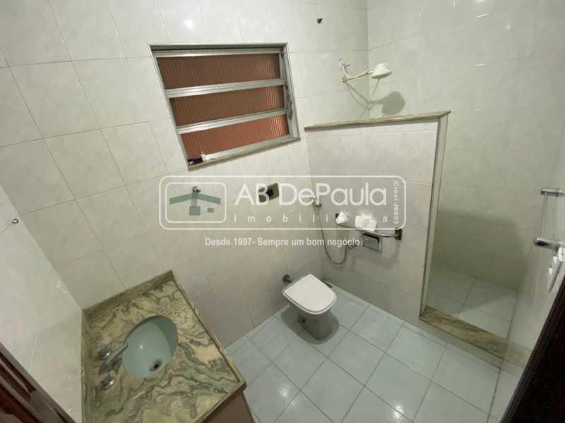 BANHEIRO - Realengo - Excelente casa 3 Dormitórios (1 Suíte), amplo quinta. - ABCA30108 - 7