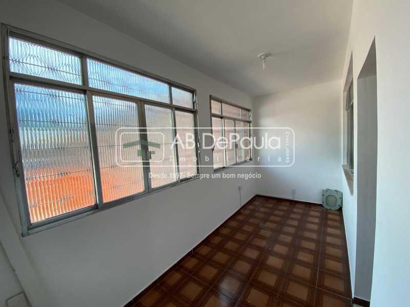 VARANDA 2º ANDAR - Realengo - Excelente casa 3 Dormitórios (1 Suíte), amplo quinta. - ABCA30108 - 17