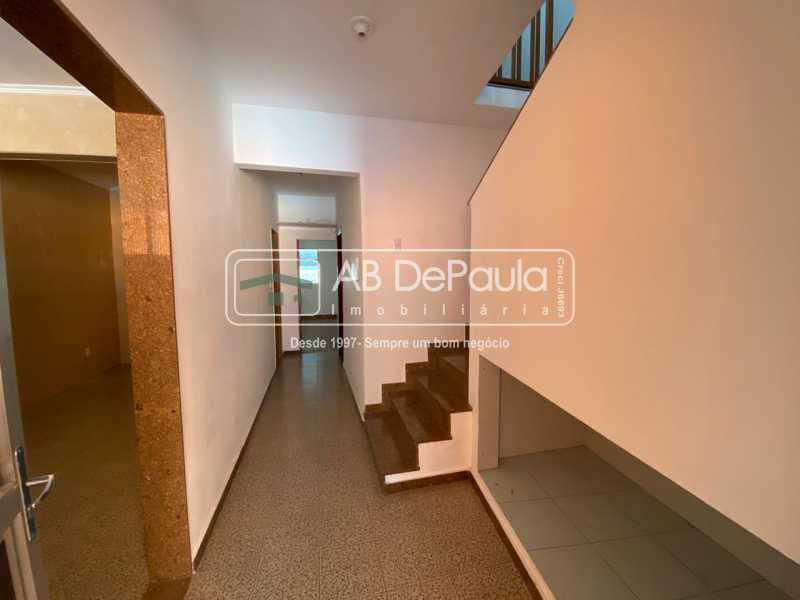 CORREDOR - Realengo - Excelente casa 3 Dormitórios (1 Suíte), amplo quinta. - ABCA30108 - 13