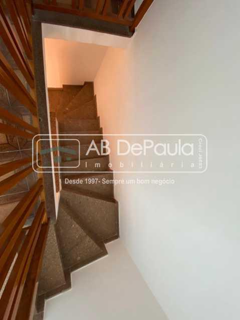 ESCADA - Realengo - Excelente casa 3 Dormitórios (1 Suíte), amplo quinta. - ABCA30108 - 16