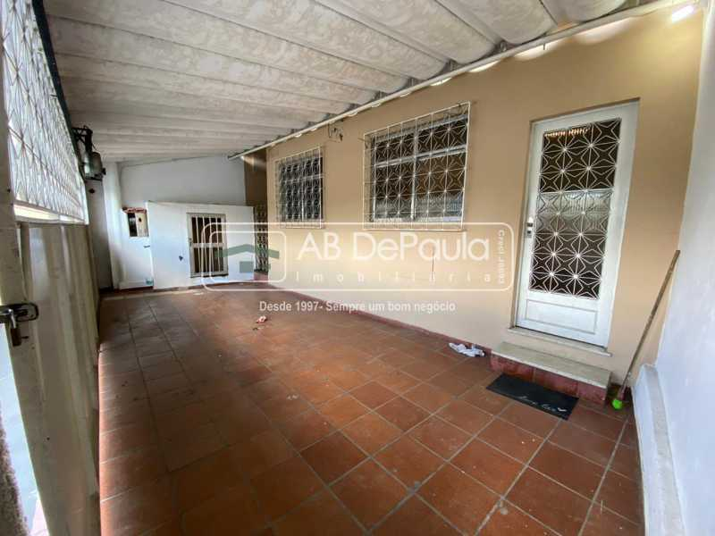 ENTRADA - Realengo - Excelente casa 3 Dormitórios (1 Suíte), amplo quinta. - ABCA30108 - 28