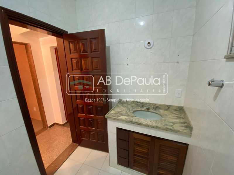 BANHEIRO - Realengo - Excelente casa 3 Dormitórios (1 Suíte), amplo quinta. - ABCA30108 - 8