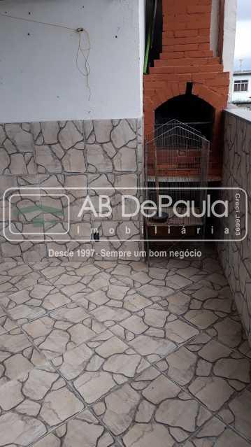 20191008_142707 - Casa à venda Rua General Deschamps Cavalcanti,Rio de Janeiro,RJ - R$ 200.000 - ABCA10016 - 18